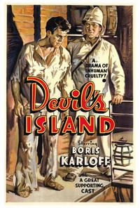 Devil's Island - 27 x 40 Movie Poster - Style A
