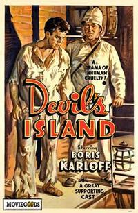 Devil's Island - 43 x 62 Movie Poster - Bus Shelter Style A