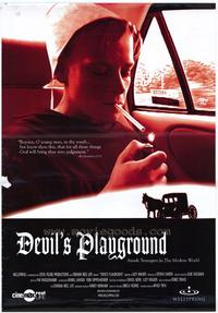 Devil's Playground - 27 x 40 Movie Poster - Style A