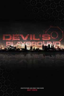 Devil's Playground - 11 x 17 Movie Poster - Style B