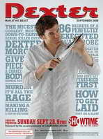 Dexter - 11 x 17 TV Poster - Style M