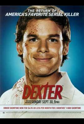 Dexter - 11 x 17 TV Poster - Style B