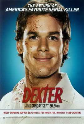 Dexter - 27 x 40 TV Poster - Style G