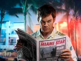 Dexter - 27 x 40 TV Poster - Style D