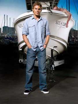 Dexter - 27 x 40 TV Poster - Style E