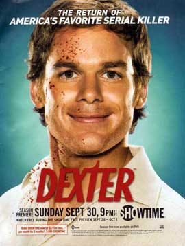 Dexter - 11 x 17 TV Poster - Style K