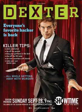 Dexter - 11 x 17 TV Poster - Style L