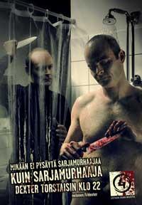 Dexter - 27 x 40 TV Poster - Finnish Style A