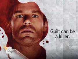 Dexter - 27 x 40 TV Poster - Style H