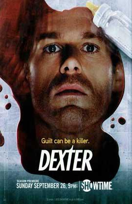 Dexter - 11 x 17 TV Poster - Style U