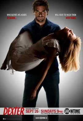 Dexter - 11 x 17 TV Poster - Style V