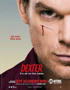 Dexter - 11 x 17 TV Poster - Style Y