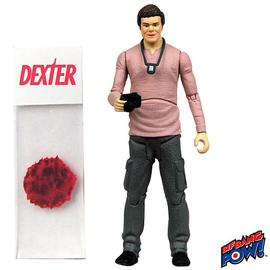 Dexter - Blood Spatter Analyst 3 3/4-Inch Action Figure