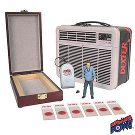 Dexter - 3 3/4-Inch Figure in Tin Tote - Convention Exclusive