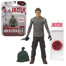 Dexter - 3 3/4-Inch Action Figure