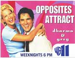 Dharma & Greg - 27 x 40 TV Poster - Style A