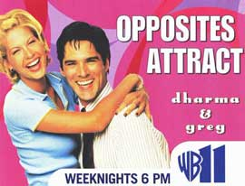 Dharma & Greg - 11 x 17 TV Poster - Style A