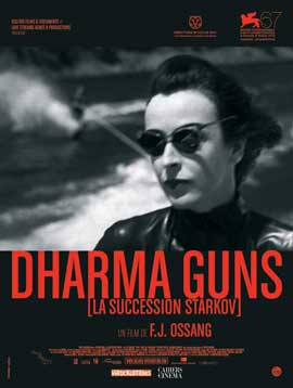 Dharma Guns - 11 x 17 Movie Poster - French Style A