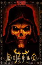 Diablo 2 - 11 x 17 Video Game Poster - Style A