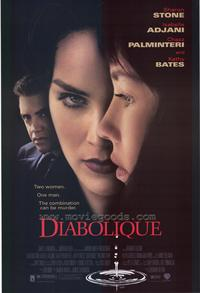 Diabolique - 11 x 17 Movie Poster - Style A
