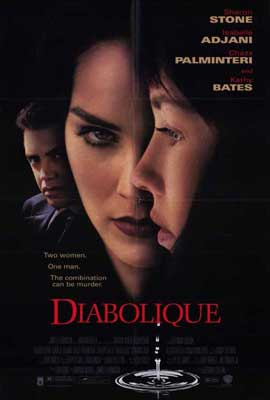 Diabolique - 27 x 40 Movie Poster - Style A
