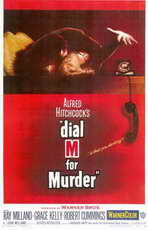 Dial M For Murder - 11 x 17 Movie Poster - Style A