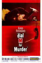 Dial M For Murder - 27 x 40 Movie Poster - Style A