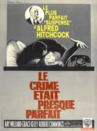 Dial M For Murder - 27 x 40 Movie Poster - French Style A
