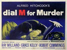 Dial M For Murder - 11 x 14 Movie Poster - Style B