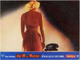 Dial M For Murder - 11 x 14 Movie Poster - Style A