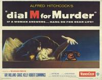 Dial M For Murder - 11 x 14 Movie Poster - Style C