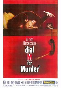 Dial M For Murder - 43 x 62 Movie Poster - Bus Shelter Style A