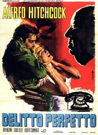 Dial M For Murder - 11 x 17 Movie Poster - Italian Style C