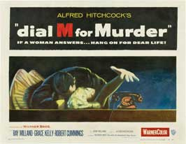 Dial M For Murder - 11 x 14 Poster UK Style A