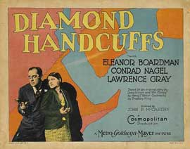 Diamond Handcuffs - 11 x 14 Movie Poster - Style A