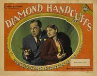 Diamond Handcuffs - 11 x 14 Movie Poster - Style B