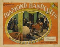 Diamond Handcuffs - 11 x 14 Movie Poster - Style E