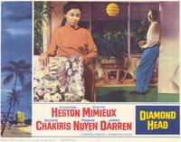 Diamond Head - 11 x 14 Movie Poster - Style D