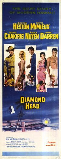 Diamond Head - 14 x 36 Movie Poster - Insert Style A