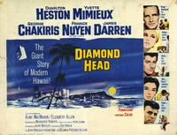 Diamond Head - 22 x 28 Movie Poster - Half Sheet Style A