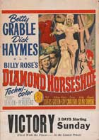 Diamond Horseshoe - 11 x 17 Movie Poster - Style B