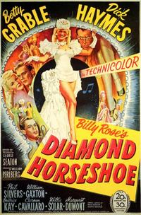 Diamond Horseshoe - 11 x 17 Movie Poster - Style A