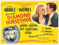 Diamond Horseshoe - 11 x 14 Movie Poster - Style A