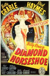 Diamond Horseshoe - 43 x 62 Movie Poster - Bus Shelter Style A