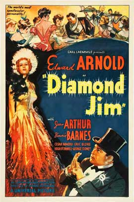Diamond Jim - 11 x 17 Movie Poster - Style A