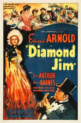 Diamond Jim - 27 x 40 Movie Poster - Style A