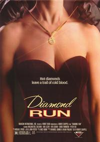 Diamond Run - 11 x 17 Movie Poster - Style A