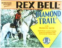 Diamond Trail - 11 x 14 Movie Poster - Style A