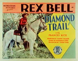 Diamond Trail - 11 x 14 Movie Poster - Style C
