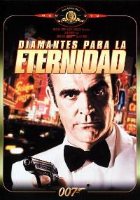 Diamonds Are Forever - 11 x 17 Movie Poster - Spanish Style A